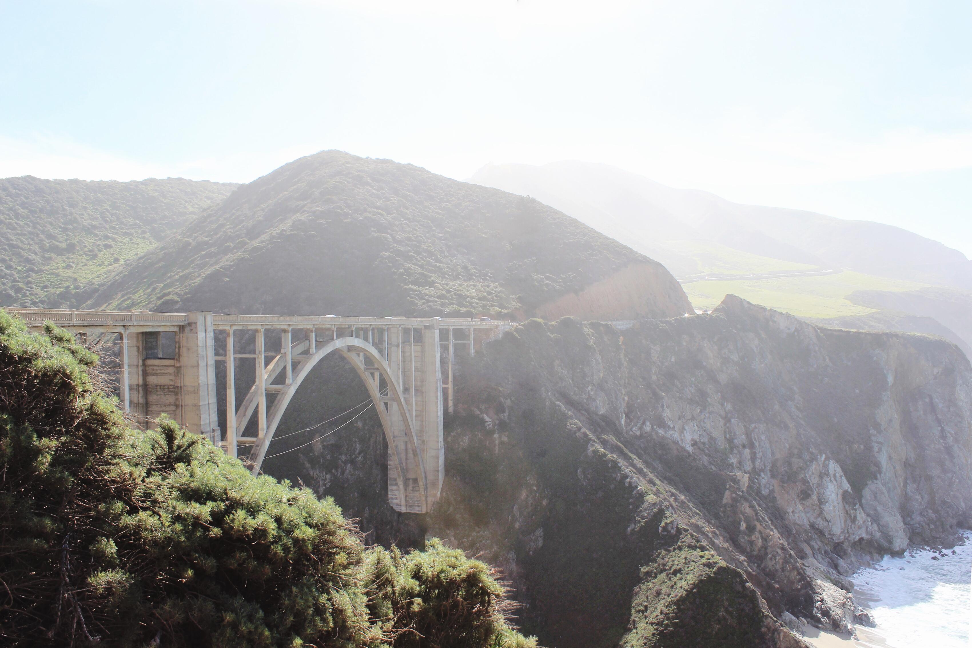 Bixby Bridge / Modern Daydream Living
