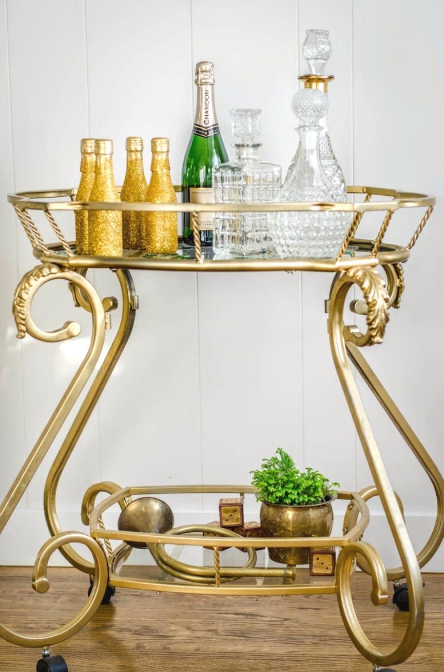 Bar Cart / Modern Daydream Living